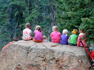 Family Camp Kids!